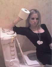 tutto quello che non devi fare per essere sexy carta igienica
