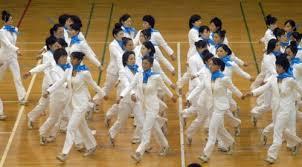 Shuudan Koudou, la tradizionale 'marcia militare' cinese