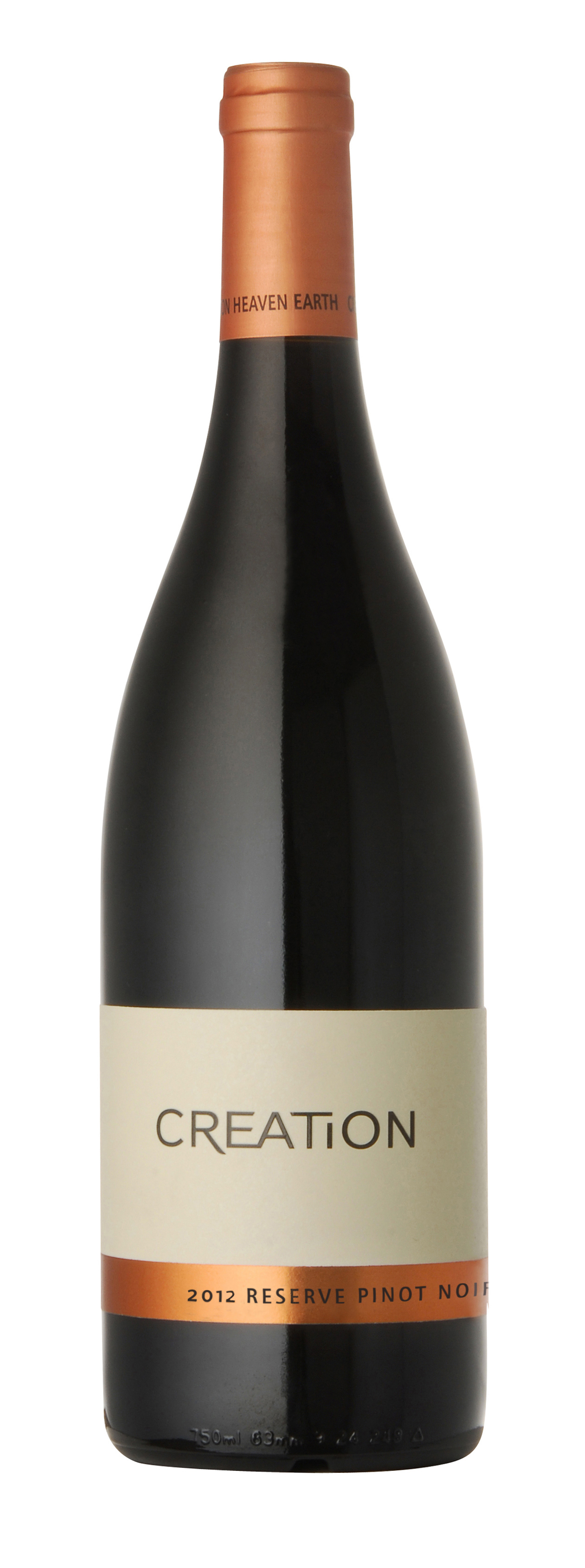Pinot Noir Reserve 2012, Creation Wines