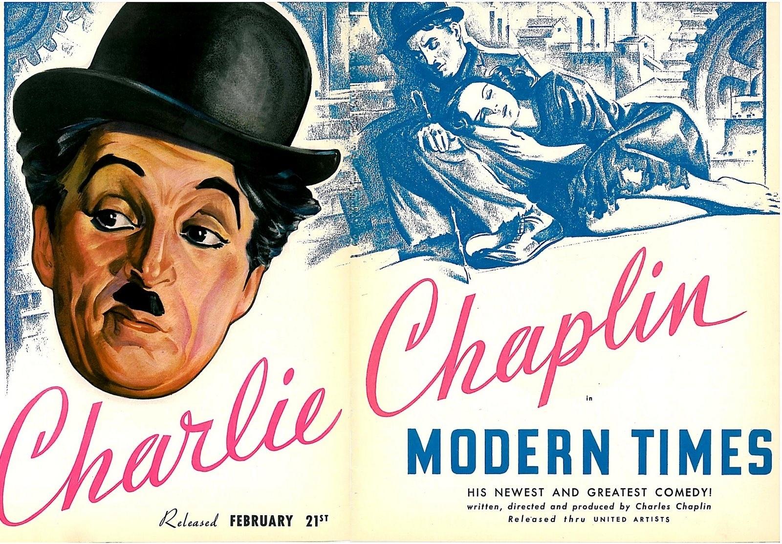 Poster - Modern Times_02