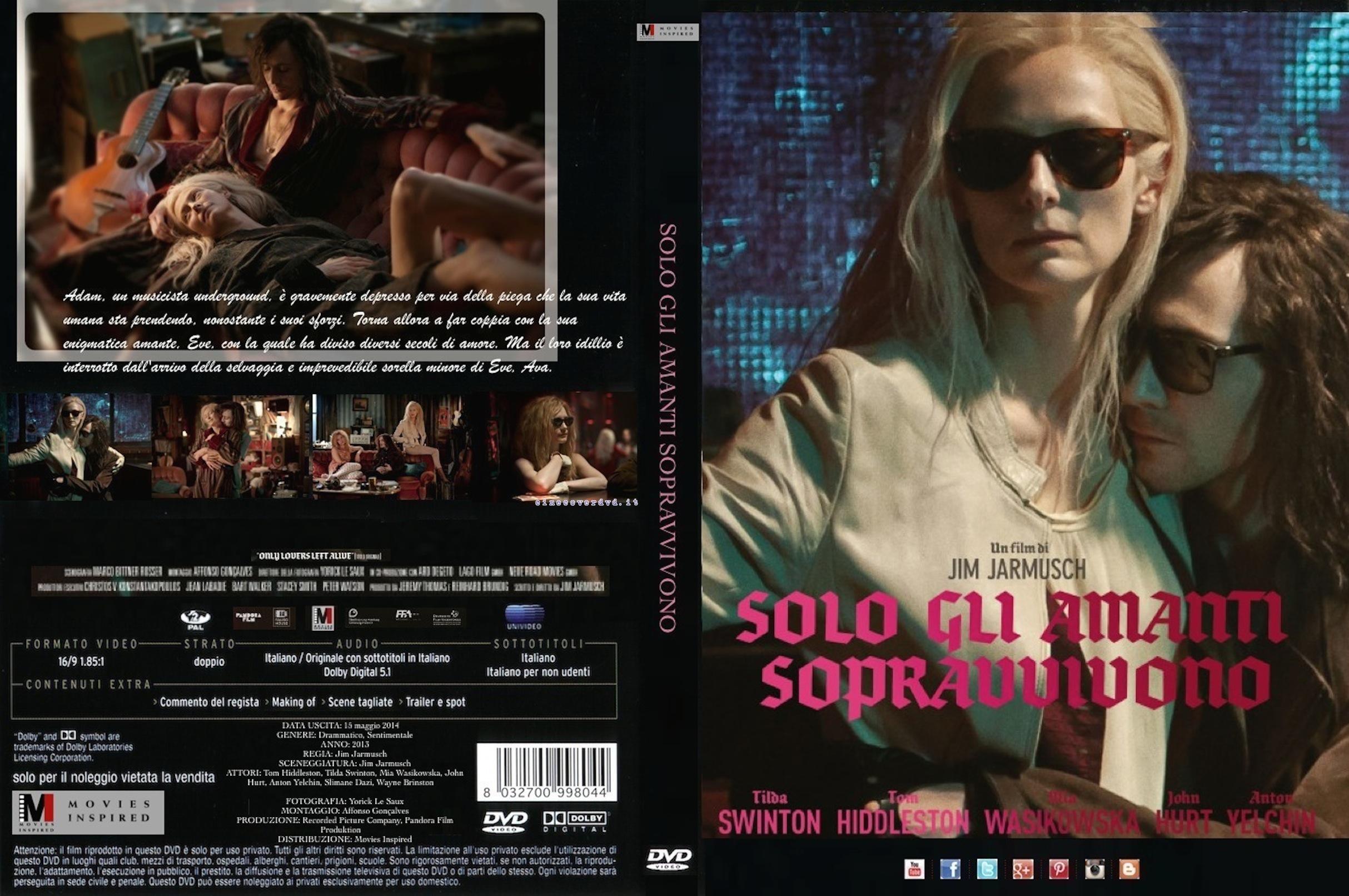 Solo-Gli-Amanti-Sopravvivono-2014-Front-CUSTOM-by-cinecoverdvd.it_