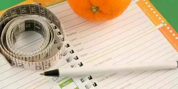 Se vuoi dimagrire tieni un diario alimentare