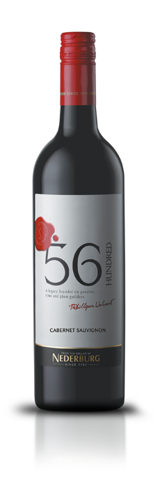 56 Hundred Cabernet Sauvignon 2013, Nederburg