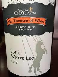 Four White Legs 2012, Val du Charron
