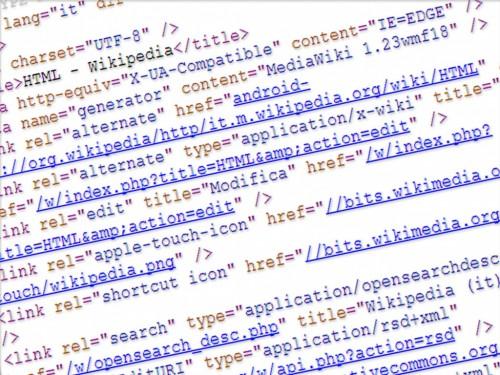 Web, americani disinformati: html? è una malattia