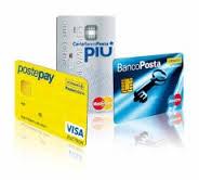 Numero blocco del bancomat poste italiane