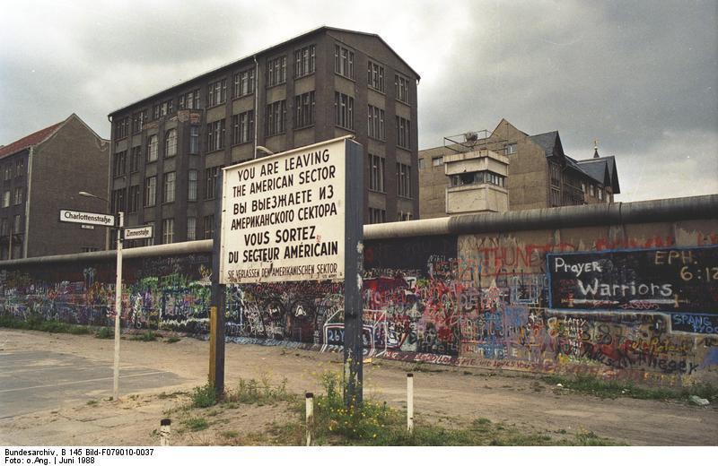 La caduta del Muro di Berlino, 25 anni