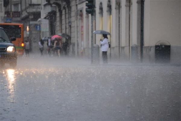 Nuovo allarme meteo in Toscana e Liguria