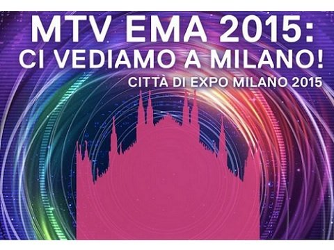 Mtv Awards 2015 Milano