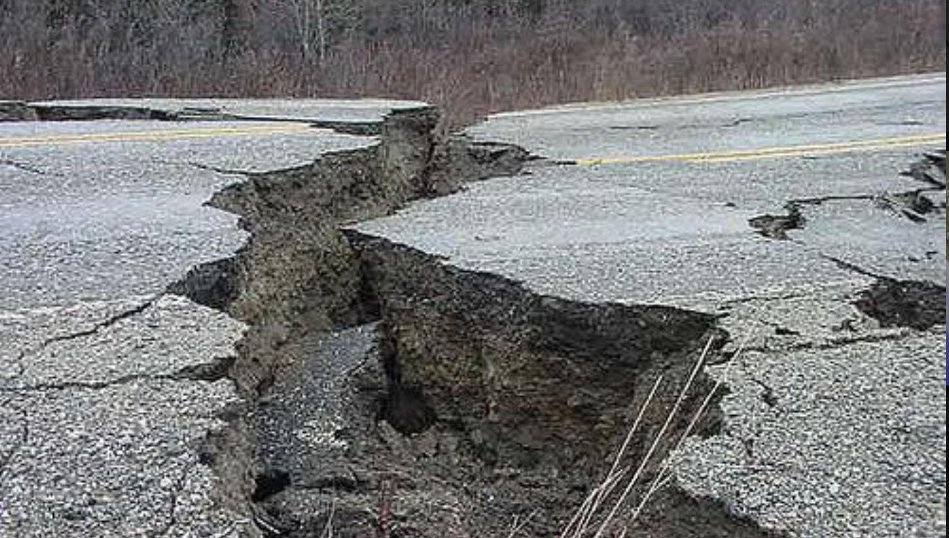 paura terremoto