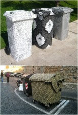 wallpapered dumpsters 1