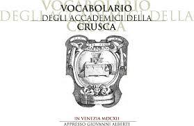 888 N Accademia della Crusca