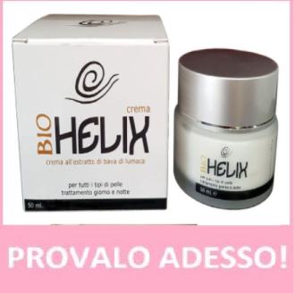 Bio Helix bava di lumaca