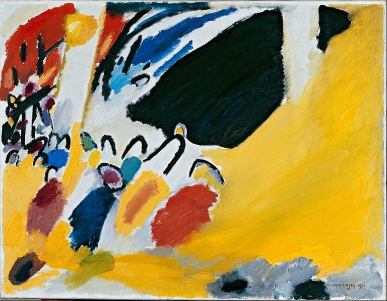 Le opere più importanti di Kandinsky, uno dei pionieri dell\'arte ...