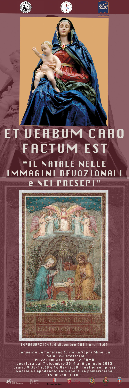 locandina Et verbum
