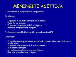 meningite asettica