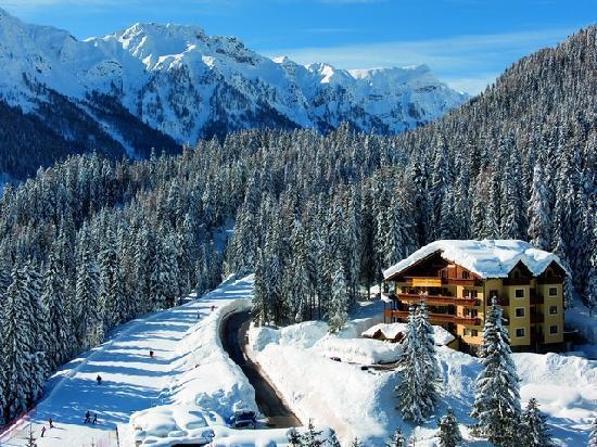 sciare in veneto