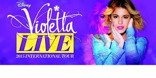Quanto costano i biglietti di Violetta Live?