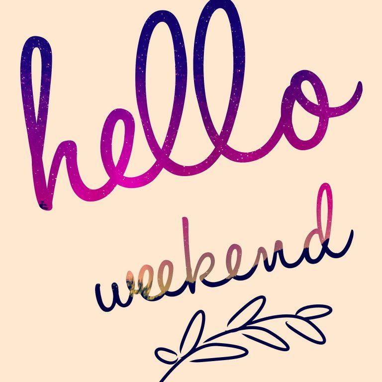 Si Scrive Weekend O Week End