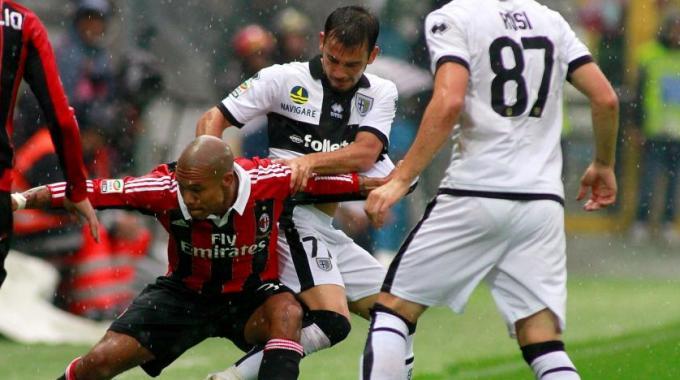 Probabili formazioni Milan - Parma 21 giornata Serie A 2015