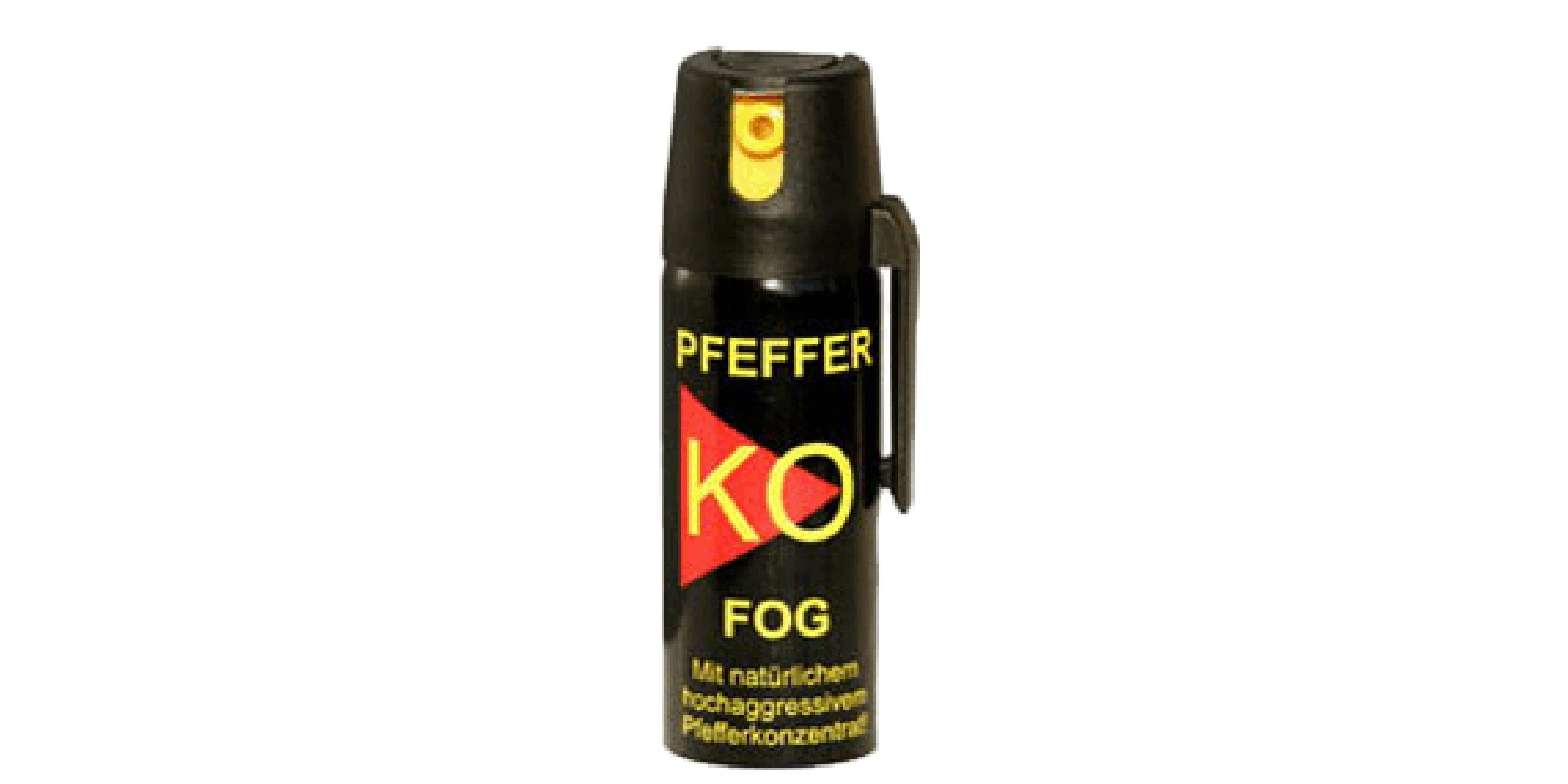 Lo spray al peperoncino è legale?