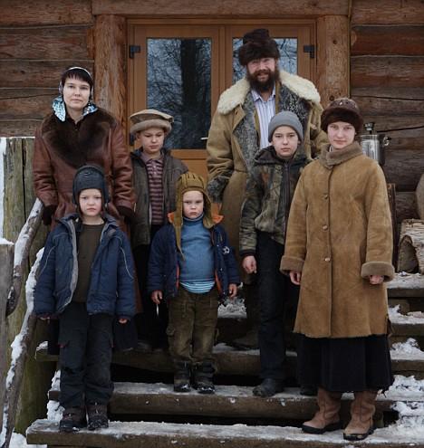 Milionario russo sceglie la vita semplice in una fattoria