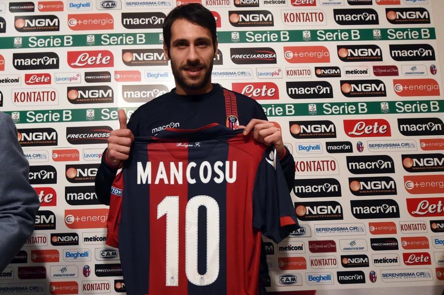 Matteo Mancosu debutto Bologna Campionato Serie B 2015