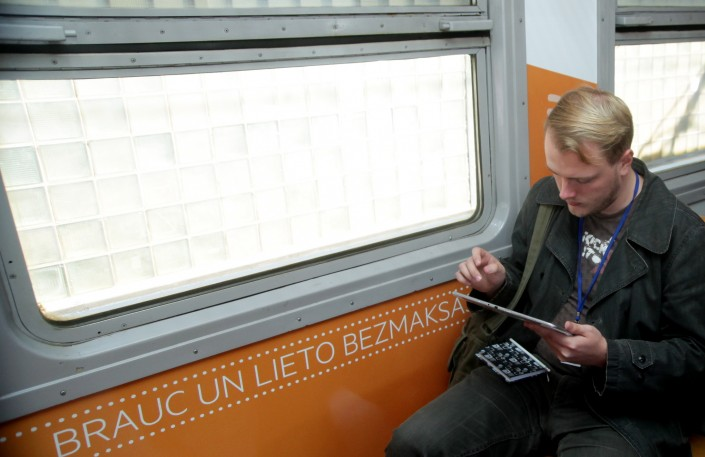 Perché il wi-fi sui treni funziona male