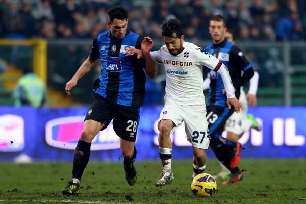 Probabili formazioni Atlanta - Cagliari 21 giornata Serie A 2015