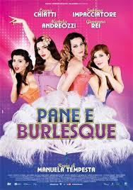 931 N locandina pane e Burlesque