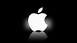 932 N Apple logo