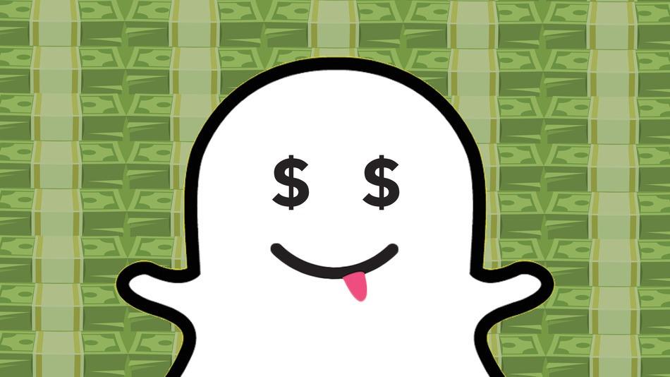 Come funziona pagamento Snapcash di Snapchat
