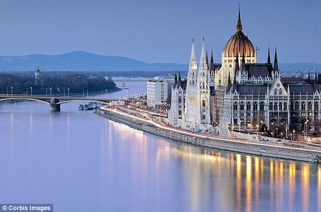 Programmate le vostre vacanze a Budapest prezzi
