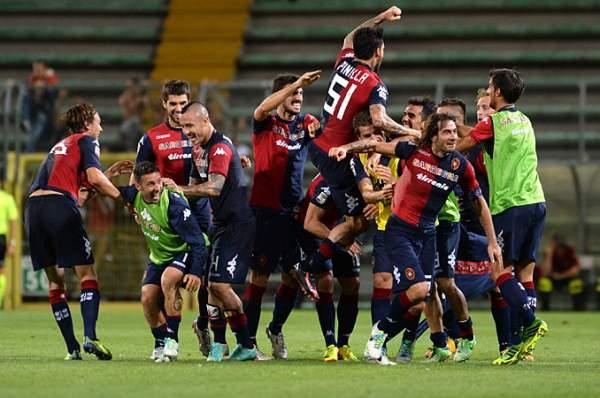 Pronostici Atalanta - Cagliari 21 giornata Serie A 2015