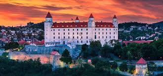 Visita il Castello di Bratislava nel 2015 viaggio