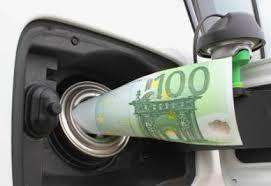 aumento benzina