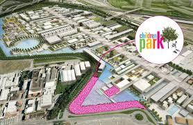 Caratteristiche area tematica Children Park di Expo Milano 2015