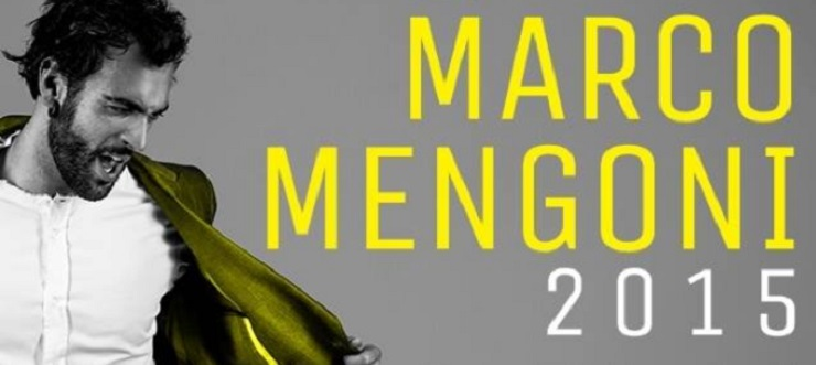 Date Marco Mengoni live 2015
