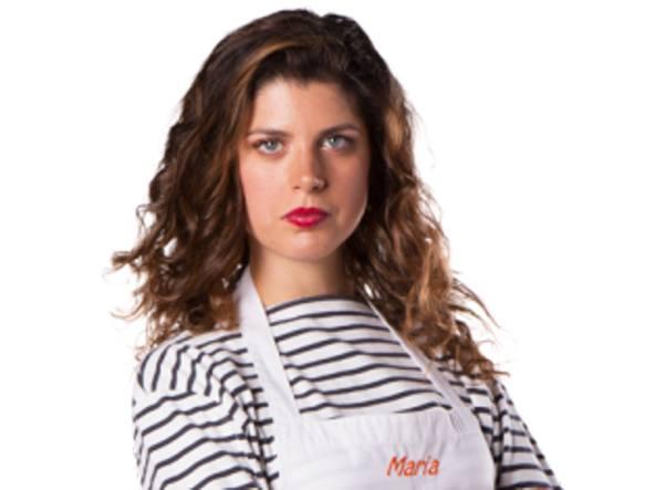 Chi è Maria concorrente Masterchef 4