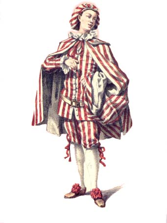 Qual è la storia maschera di Mezzettino