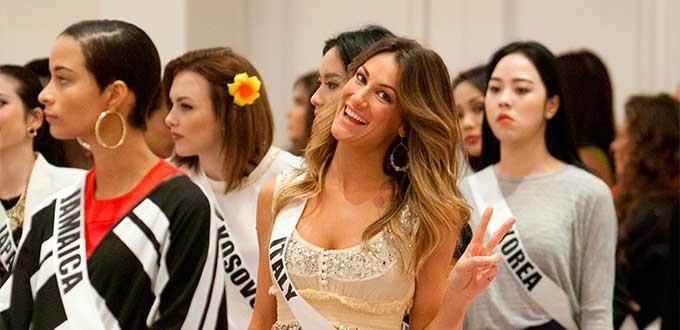Chi sono le finaliste di Miss Universo 2015?