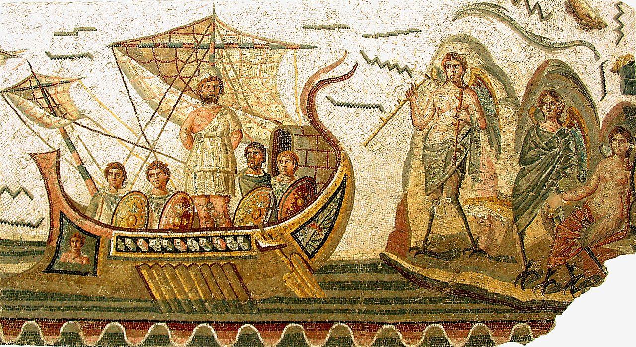Quali sono i personaggi dell'Odissea?