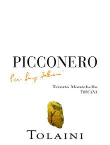 Toscana Rosso Igt Picconero 2010, Tolaini