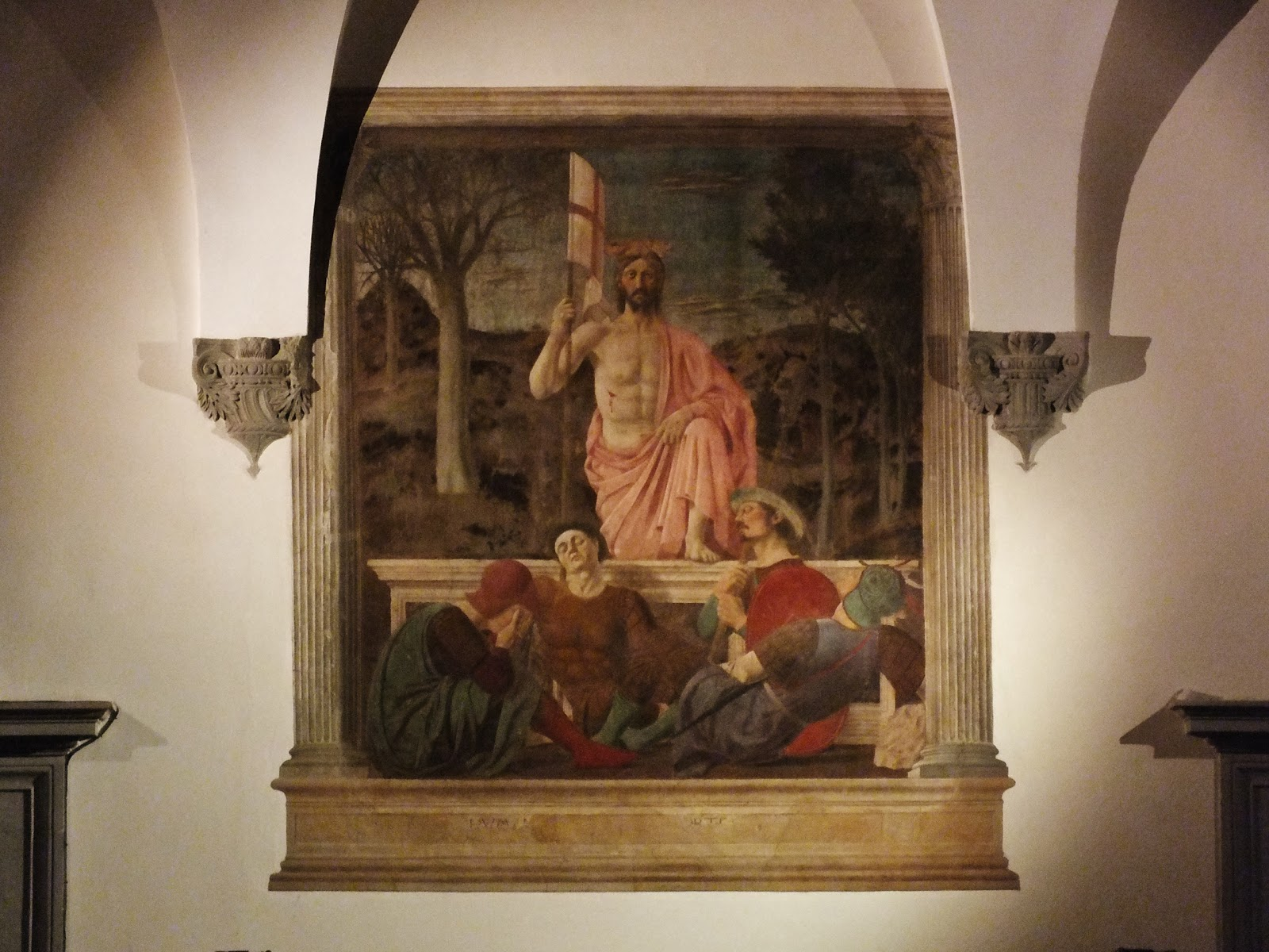 Costo matrimonio davanti Resurrezione di Piero Della Francesca a San Sepolcro?