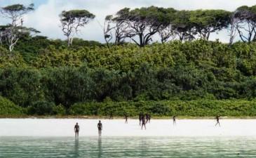 sentineli island
