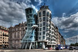 the dancing house praga viaggio