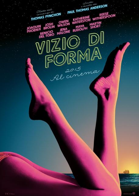 Data uscita film Vizio di forma in Italia