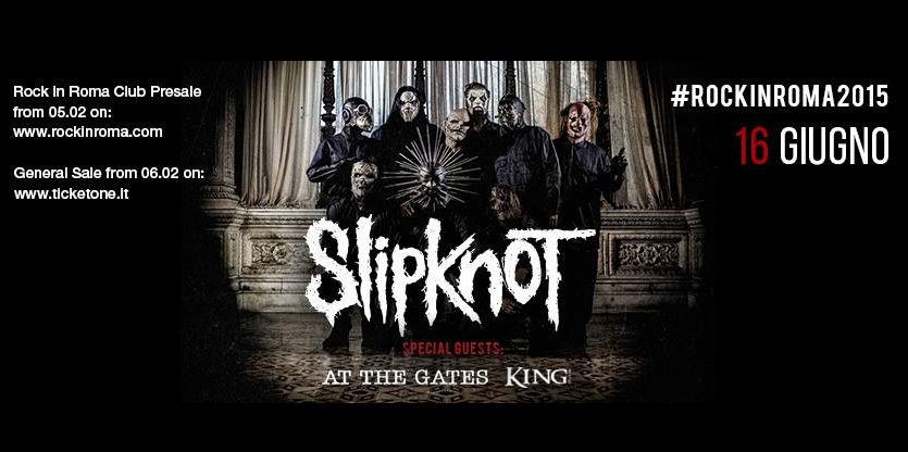 1043 N Slipknot