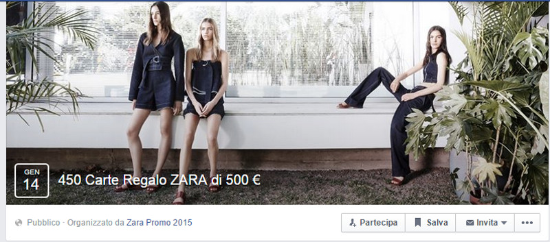 1046 N Zara truffa FB