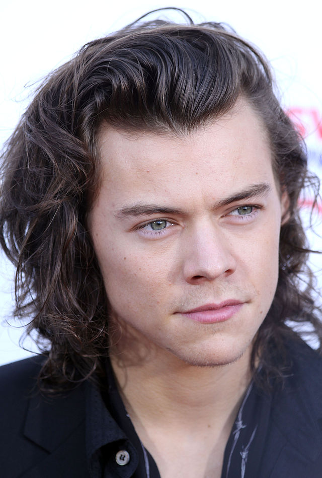 1049 N Harry Styles One Direction